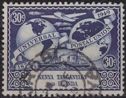 OSTAFRIKA GEMEINSCHAFT [1949] MiNr 0085 ( O/used ) - Kenya, Uganda & Tanganyika