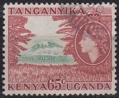 OSTAFRIKA GEMEINSCHAFT [1954] MiNr 0099 ( O/used ) - Kenya, Uganda & Tanganyika