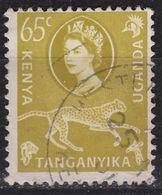 OSTAFRIKA GEMEINSCHAFT [1960] MiNr 0116 ( O/used ) - Kenya, Uganda & Tanganyika