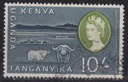 OSTAFRIKA GEMEINSCHAFT [1960] MiNr 0122 ( O/used ) - Kenya, Uganda & Tanganyika