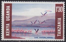OSTAFRIKA GEMEINSCHAFT [1966] MiNr 0150 ( **/mnh ) - Kenya, Uganda & Tanganyika