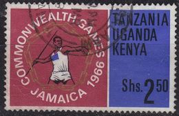 OSTAFRIKA GEMEINSCHAFT [1966] MiNr 0155 ( O/used ) - Kenya, Uganda & Tanganyika