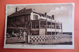 CPA 29 FINISTERE CAMARET SUR MER. Grand Hôtel De La Pointe Des Pois. - Camaret-sur-Mer