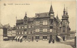 Leuven - Louvain Entrée De La Rue De Malines - Leuven
