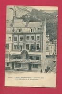 C.P. Dinant =  Grand'Place   :  Hôtel  Des  TOURISTES - Dinant