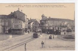 Ain - Pont-de-Vaux - La Grenette - La Gare (Ligne De St-Trivier De Courtes à Trévoux) - Pont-de-Vaux