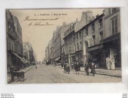 PANTIN - Rue De Paris - Très Bon état - Pantin