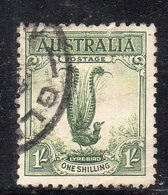 APR590 - AUSTRALIA 1932 , Yvert N. 88  Usato  (2380A) - 1913-36 George V: Heads