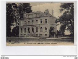CAMPAGNE - Le Château De Sauveterre - Très Bon état - France