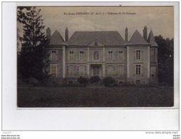 Château De SAINT GEORGES - Très Bon état - Francia