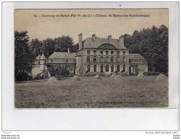 Château De SAINS LES HAUTECLOQUE - Très Bon état - Frankrijk