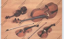 5300 BONN, BEETHOVEN - Haus, Beethovens Streichinstrumente - Bonn