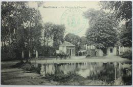 MOUFLIERES La Place Et La Chapelle - Autres Communes