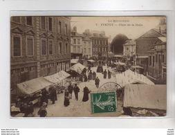 YVETOT - Place De La Halle - Très Bon état - Yvetot