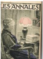 LES ANNALES 1916 Du N°1697 Du 02/01 Au N°1722 Du 25/06 - Journaux - Quotidiens