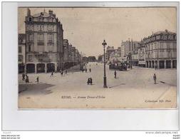 REIMS - Avenue Drouet D'Erlon - Très Bon état - Reims