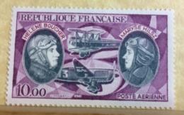 Poste Aérienne H Bouchet,M Hilsz 1972( Neuf (Y&T N°47)(violet Et Noir) - Coté 5€ (Tous De Bonne Qualité Garantie) - 1960-.... Postfris
