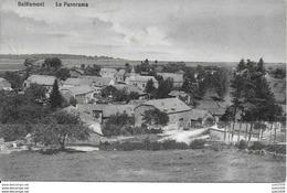 BAILLAMONT ..-- 1911 De PETIT - FAYS Vers BXL ( Melle J. NOISET ) . Voir Verso . - Bièvre
