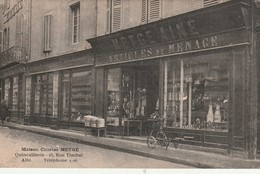 81 / Albi Maison Charles Metge - Quincaillerie - 25 Rue Timbal - RRR - Albi