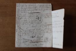 Armée Du Nord Bataillon De L'eure Pour Aller Combattre En Vendée  1793 - Historical Documents