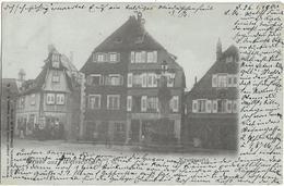 Weissenburg - Wissembourg