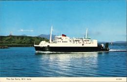 Halifax (Nova Scotia) Car Ferry M.V. Lona Schiffsfoto Auto Fährschiff 1970 - Halifax