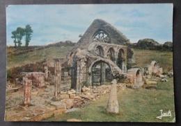 CPM 29 LANGUIDOU ( PLOVAN ) - Ruines De La Chapelle - Edit. Jack - Réf. D 299 - Francia