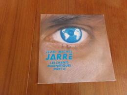 """45 T Jean-Michel Jarre """" Les Chants Magnétiques """" - Discos De Vinilo"""