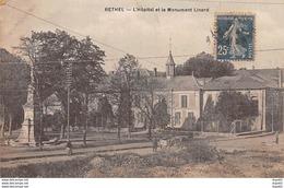 RETHEL - L'Hôpital Et Le Monument Linard - Très Bon état - Rethel