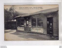 PARIS - Foire De Paris - 1920 - Marcel BARRE Fabricant D'Orfévrerie - Rue De Turenne - Très Bon état - Sin Clasificación