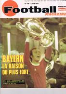REVUE SPORTIVE - FOOTBALL MAGAZINE - JUIN  1975 - N° 188 - Sport
