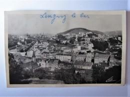 FRANCE - MEURTHE ET MOSELLE - LONGWY BAS - Vue Vers Mont Saint-Martin - 1949 - Longwy