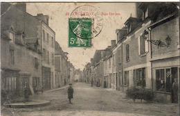 D36  ARGENTON  Rue Dorjon - Francia