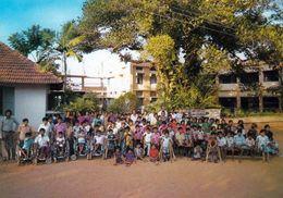 1 AK Indien * Home For Handicapped (Polio) Children In Thiruvananthapuram - Früher Trivandrum - Bundesstaat Kerala * - Indien