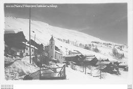 L'hiver à SAINT VERAN - Intérieur Du Village - Très Bon état - France