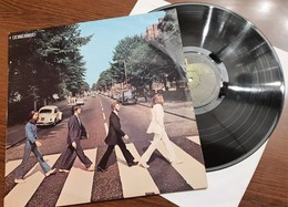 The Beatles. Album 33 Trs Vinyle ABBEY ROAD. T2C062-04243/1971 - Collectors