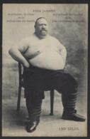 PEER JANSSEN * DE ZWAARSTE DE DIKSTE EN DE STERKSTE MAN TER WERELD * 189 KILOS * - Wuustwezel