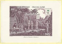 Polynésie-Sydpex'88 - Blocks & Kleinbögen