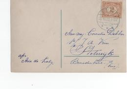 Stolwijk Langebalk - 1922 - Postal History