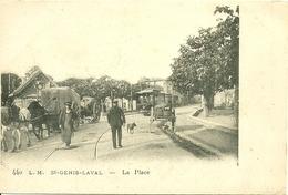 ST-GENIS-LAVAL (Rhone)  - La Place - Francia