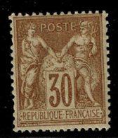 A11b-N°80 Nf * - 1876-1898 Sage (Type II)