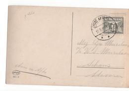 Groot Ammers Langebalk - 1939 - Postal History