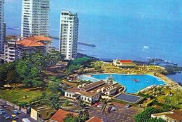 1 AK Indien * Beach Candy Swimming Pool In Mumbai - Früher Bombay * - Indien