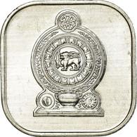 Monnaie, Sri Lanka, 5 Cents, 1988, SUP+, Aluminium, KM:139a - Sri Lanka