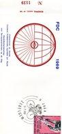 Championnat Du Monde Cycliste Sur Route 1969 Zolder - FDC