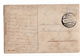 Venlo Langebalk Blerick 1 - 1915 - Militair Verzonden - Postal History