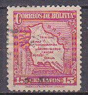 D0967 - BOLIVIE Yv N°196 - Bolivie