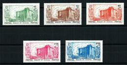 Wallis Y Futuna Nº 72/6 Nuevo(*) Cat.125€ - Neufs