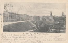 Veneto - Vicenza - Bassano Del Grappa - Via Venti Settembre - - Vicenza