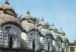 1 AK Indien * Mehrere Shiva-Tempel In Der Dakshineshwar-Tempelanlage In Kolkata Früher Kalkutta * - Indien